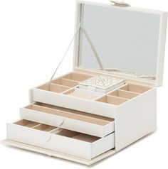 Have to have it Holden Extra Large Bonded Leather Jewelry Box