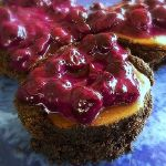 Low Carb Diet Program and Weight Loss Plan | Atkins Low-Carb Chocolate Blueberry Cheesecake Tartlets