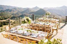 Malibu Rocky Oaks Estate Vineyards Wedding | Southern California Bride