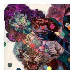 contemporary art about predator vs. prey - Google Search
