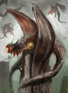 dragon nest by chevsy on deviantART