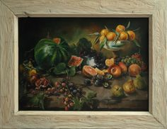 oil on canvas, 50x70cm, 2015 aut. Katarzyna Waszewska