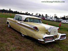 CARS YOU WILL NEVER SEE AGAIN - 1958 MERCURY TURNPIKE CRUISER