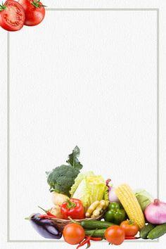 Supermarket Organic Vegetable Farm Promotional Poster Background Template for organic farming Supermarket Organic Vegetable Farm Promotional Poster Background Template Green Fruits And Vegetables, Fruit And Veg, Organic Vegetables, Organic Food Online, Baking Wallpaper, Vegetable Farming, Food Backgrounds, Greens Recipe, Veggies