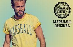 brands4u.sk #marshall #fashion Mens Tops, T Shirt, Fashion, Supreme T Shirt, Moda, Tee, Fashion Styles, T Shirts, Fasion