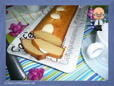 Cocina con Paco: Bizcocho de chocolate blanco