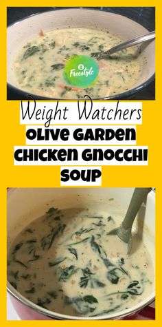 Best Weight Watchers soup recipes with Smartpoints - Easy WW Freestyle. Looking for the best Weight Watchers soup recipes with points? I have an amazing collection of delicious and healthy WW Freestyle soup recipes. Weight Watchers Snacks, Weight Watcher Dinners, Plats Weight Watchers, Weight Loss, Weight Watchers Recipes With Smartpoints, Weight Watchers Chili, Lose Weight, Olive Garden Chicken Gnocchi, Recipes