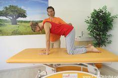Mojžíšová - uvolnění hýždí a pánevního dna Total Gym, Eco Slim, Chocolate Slim, Lose Weight, Weight Loss, Dna, Health Fitness, Exercise, Core