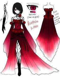Character Unlocked: Rosetale Kitten by CNeko-chan.deviantart.com on @DeviantArt