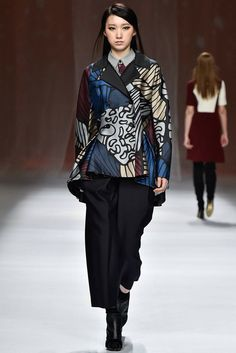 Lie Sangbong, Look #18