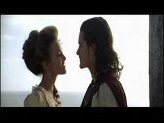 Day 5: Favorite Kiss: Will and Elizabeth's first kiss in Pirates of the Caribbean--The Curse of the Black Pearl (turn up sound on vid)
