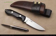 Caleb White Knives   Grendel