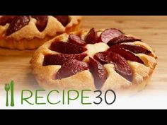 Easy To Make Plum Cake Recipe – Easy Meals with Video Recipes by Chef Joel Mielle – Easy Cake Recipes, Fall Recipes, Great Desserts, Delicious Desserts, Plum Cake, Sweet Tarts, Quick Easy Meals, Food Videos, Sweets