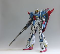 1/35 Jumbo Grade Zeta Gundam custom build by Sykwai - Gundam Kits Collection News and Reviews