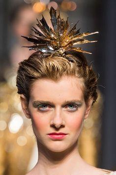 16 de cair o queixo Acessórios fresco fora do Couture de Paris Passarela