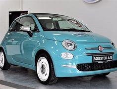 I år er det 60 år siden, den første Fiat 500 trillede af samlebåndet i Tor... Fiat 500c, Fiat Abarth, Mint Green Fiat 500, Fiat 500 Lounge, Umbria Italy, Car Hacks, Nissan 370z, F1 Racing, Audi A5