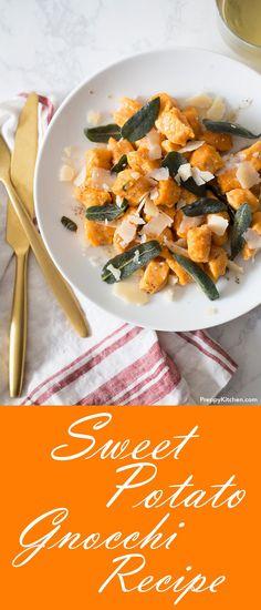 13 Best Making Gnocchi Images Making Gnocchi Chef Recipes Dinner