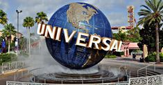 Daily travel & tourism news portal for the international travel trade market since 1999 Universal City Walk, Universal Studios Florida, Nature Gif, Dancing In The Rain, Water Slides, Travel And Tourism, Orlando Florida, United States, Diagon Alley