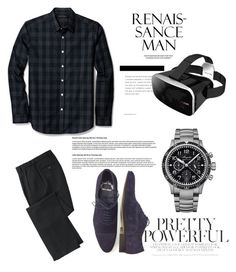 """""""Father's Day"""" by april2635565 ❤ liked on Polyvore featuring Theory, Breguet, Santoni, TravelSmith, men's fashion and menswear"""