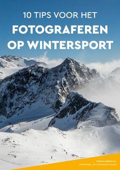 Fotografie tips voor op wintersport. Met deze tips voor reisfotografie leer je hoe je de mooiste foto's maakt tijdens het skieën of snowboarden in bijvoorbeeld Oostenrijk of de Franse Alpen. Bijvoorbeeld welke fotografie instellingen je nodig hebt om scherpe en goed belichte foto's te krijgen en tips over welke camera je meeneemt.