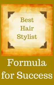 Professional Hair Stylist Etiquette, Playing Nice