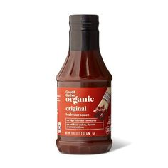 Barbecue Sauce, Bbq, Restaurant Style Salsa, Seasoning Mixes, Meals For The Week, Corn Syrup, Hot Sauce Bottles, Eating Well, Organic