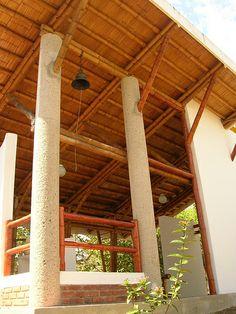 construcción capilla  ecológica www.zuarq.com