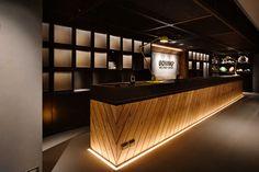 拳擊+健康中心由MW設計,台北 - 台灣»零售設計博客