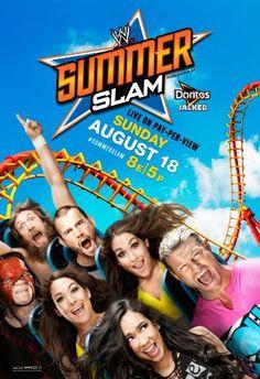 WWE Summerslam 2013 Predictions