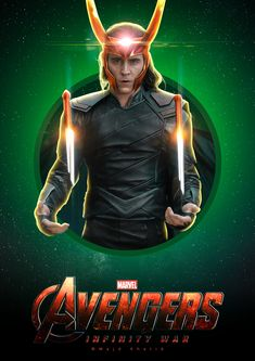 "Avengers ""Infinity War"""