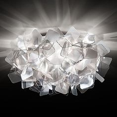 Clizia Ceiling/Wall Light by Slamp at Lumens.com