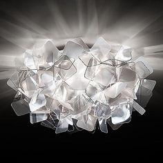 Clizia Ceiling/Wall Light by Slamp at Lumens.com