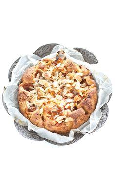 Torta Albicocche e Pistacchi