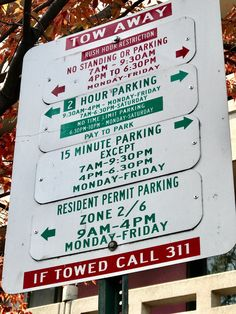 """Greta Van Susteren on Twitter: """"Crazy parking sign in DC - you need PhD in math from MIT to figure it out https://t.co/xBkWrm18df"""""""
