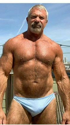 Big Guys, Big Men, Senior Bodybuilders, Sexy Military Men, Grey Hair Men, Beefy Men, Daddy Bear, Mature Men, Older Men