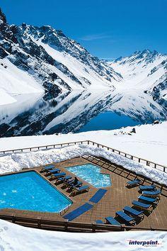 Portillo Ski Resort, Portillo - Chile