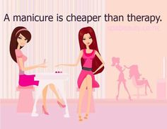 Sooooo true...couldn't have said it better ourselves Havens Spa ● 905.826.7864