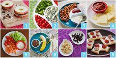 20 gezonde snack ideeën!