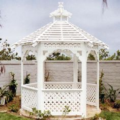 Gazebo for your poolside