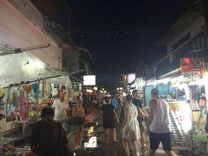 Bophut's Fisherman's Village (bars and eateries) - Ko Samui, Thailand Ko Samui, Samui Thailand, Surat Thani, Borneo, In A Heartbeat, Kos, Trip Advisor, Attraction, Times Square