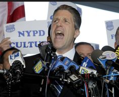 """Emails and Racist Chats Show How Cops and GOP Are Teaming Up to Undermine de Blasio ---  """"F u c k  Black America, their equal or worse than whites, when speaking of Racism…"""" wrote Eddie R, a forum commenter. """"F u c k  Diversity, it's not working and never will work…"""" [That's what some police officer have said about New Yorkers.]"""