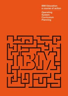 Covers / IBM Education - 1971