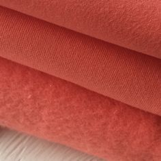 The Collection by Simplifi Fabric-Organic Cotton Ribbing - Watermelon - Made in Canada (6006.24.00.00)