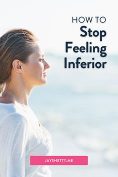 Do you feel inferior to others? Find out why and how to turn those feelings into positive ones. Jay Shetty talks about letting go of feelings of inadequacy and worthlessness for a happier life. Jay also explains the areas of life that can cause us to feel inferior and how to improve the perception we have of ourselves. I'm Jay Shetty - author, podcast host, former monk, and purpose coach. My vision is to make wisdom go viral in an accessible, relevant & practical way. Love Yourself First, Be True To Yourself, Do You Feel, How Are You Feeling, Love You Unconditionally, Negative Self Talk, Knowing Your Worth, Life Rules, Comparing Yourself To Others