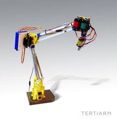 Tertiarm - 3d Printed Robot Arm