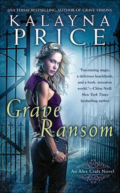 Review: Grave Ransom by Kalayna Price with Excerpt. Overall, it is a good read that has a fabulous mystery that keeps you guessing until the final reveal. The Genre Minx Book Reviews.
