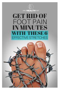 Effective Ways To Get Eid Of Foot Pain