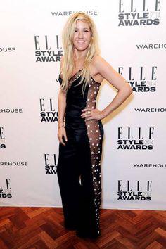 The ELLE UK Style Awards: Ellie Goulding
