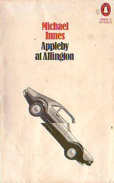Appleby at Allington. Michael Innes. Penguin Books.