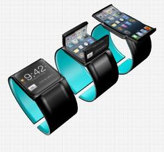 "30 Apple iWatch Designs [GALLERY] — XIZIX - ""The last word in ..."